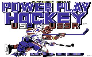 Power Play Hockey: USA vs USSR