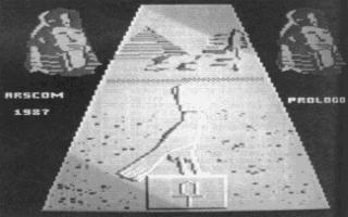 Predatori della Valle dei Re (Lost Game)