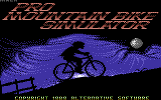 ScreenshotPro Mountain Bike Simulator