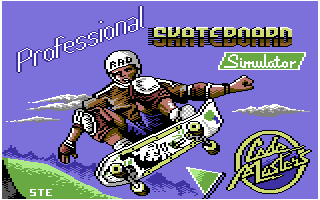 Professional Skateboard Simulator