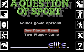 Question of Sport, A