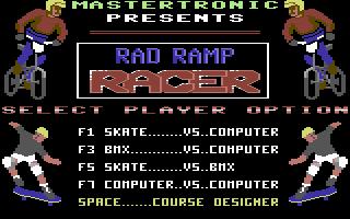 Rad Ramp Racer