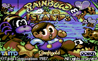 Rainbow Islands: The Story of Bubble Bobble II