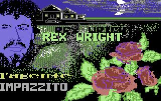 Rex Wright: L' Agente Impazzito