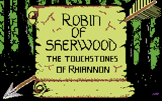 Robin of Sherwood: Touchstones of Rhiannon, The