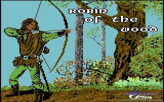 Robin of the Wood