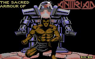 Sacred Armour of Antiriad, The