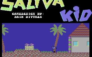 Saliva Kid