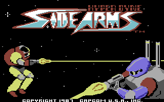 Sidearms, Hyper Dyne