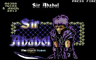Sir Ababol