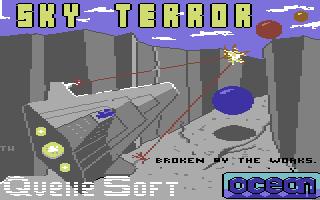 Sky Terror (Space Blitz)