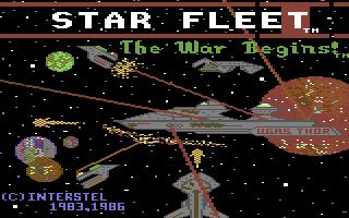 Star Fleet I: The War Begins! (2nd Edition)