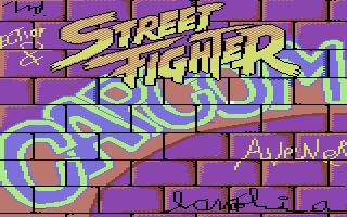 Street Fighter (Versione USA)