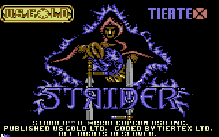 ScreenshotStrider II