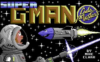Super G-Man
