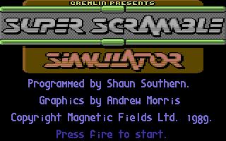 Super Scramble Simulator
