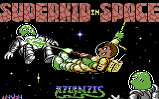 Superkid In Space