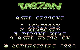 Tarzan Goes Ape!