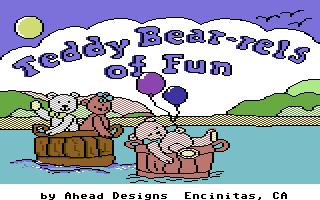 Teddy Bear-rels of Fun