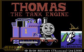 Thomas the Tank Engine's Fun with Words