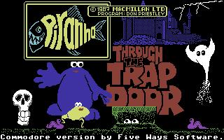 Through the Trapdoor