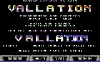 Vallation (16Kb)