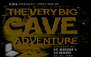 Very Big Cave Adventure, The
