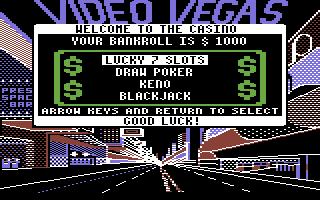 Video Vegas