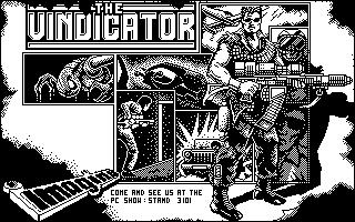 Vindicator!, The