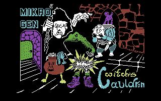 Witch's Cauldron, The