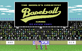 World's Greatest Baseball Game, The