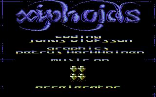 Xiphoids