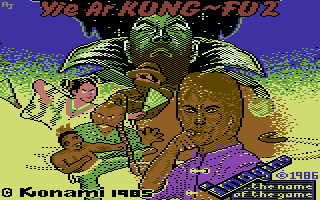 Yie Ar Kung-Fu II