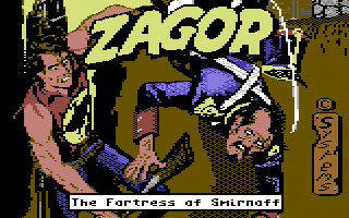 Zagor: The Fortress of Smirnoff