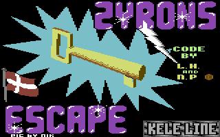 Zyrons Escape