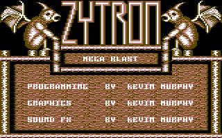 Zytron: Mega Blast